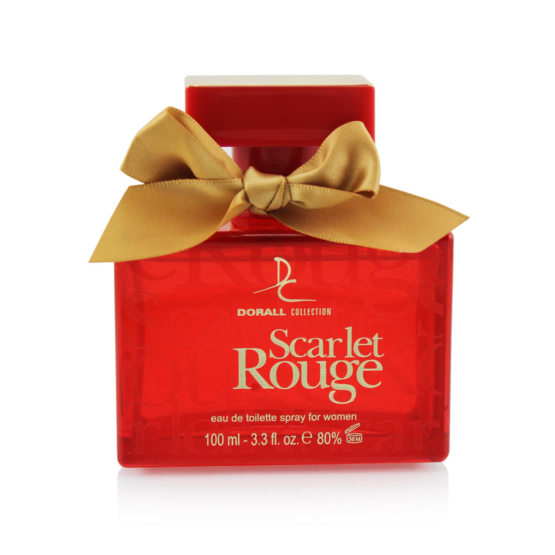 Dorall Collection Scarlet Rouge Eau de Toilette For Women 100ml