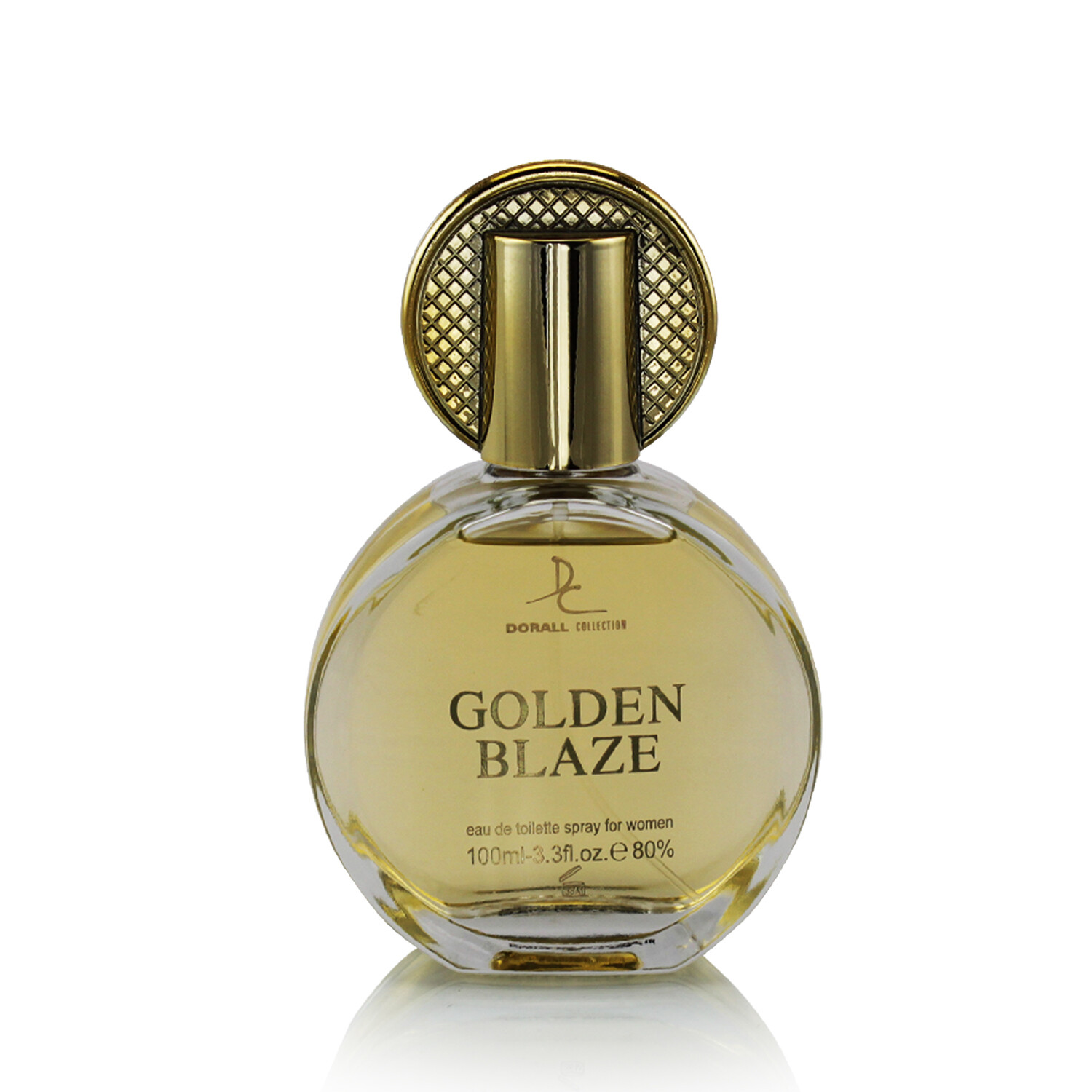 Dorall Collection Golden Blaze Eau de Toilette For Women 100ml