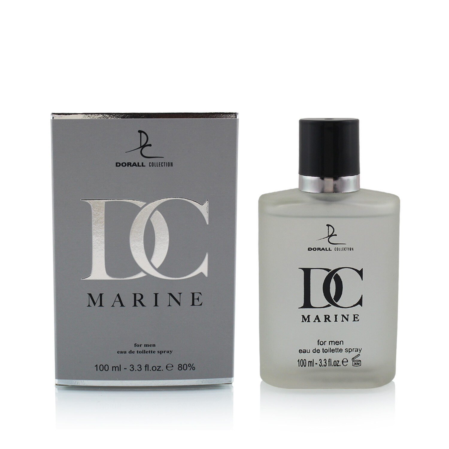 Dorall Collection DC Marine Eau de Toilette For Men 100ml