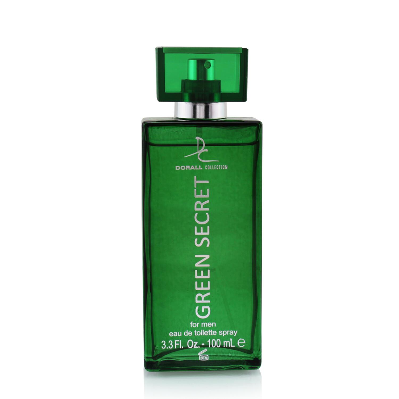 Dorall Collection Green Secret Eau de Toilette For Men 100ml