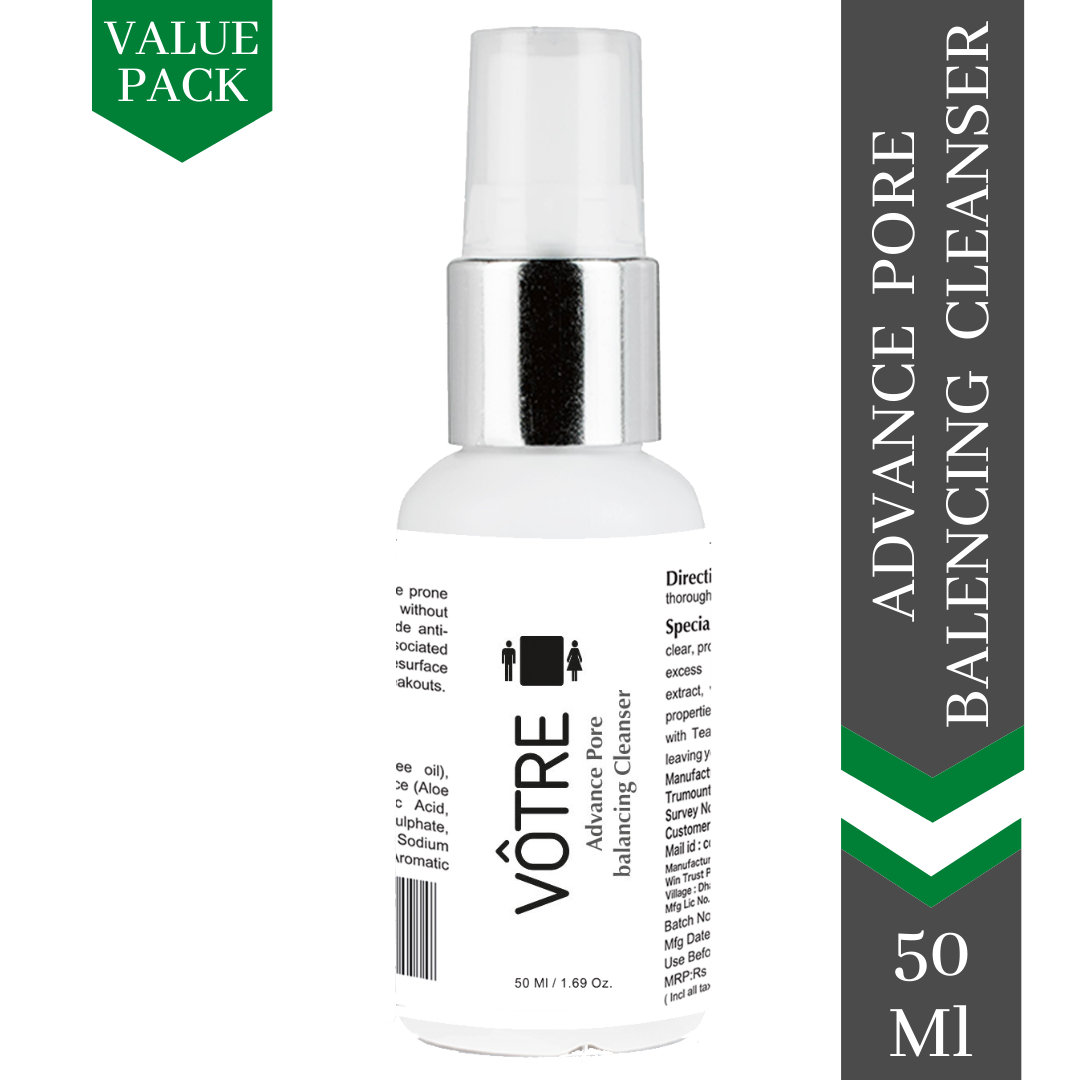 "Votre Advanced Pore Balancing Cleansor "" mini"""