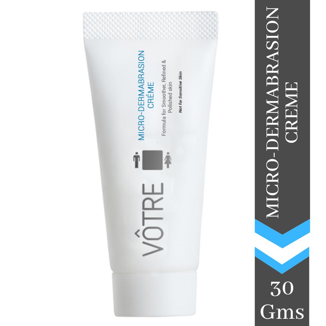 Votre Micro-dermabrasion Crème