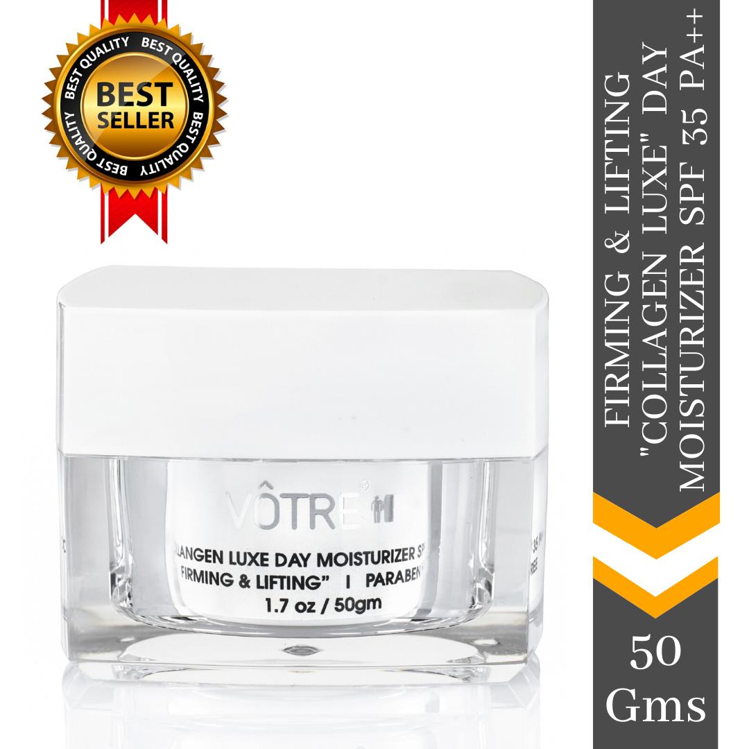 "Votre Firming & Lifting Day Moisturiser SPF 35 pa+++ ""collagen luxe"""