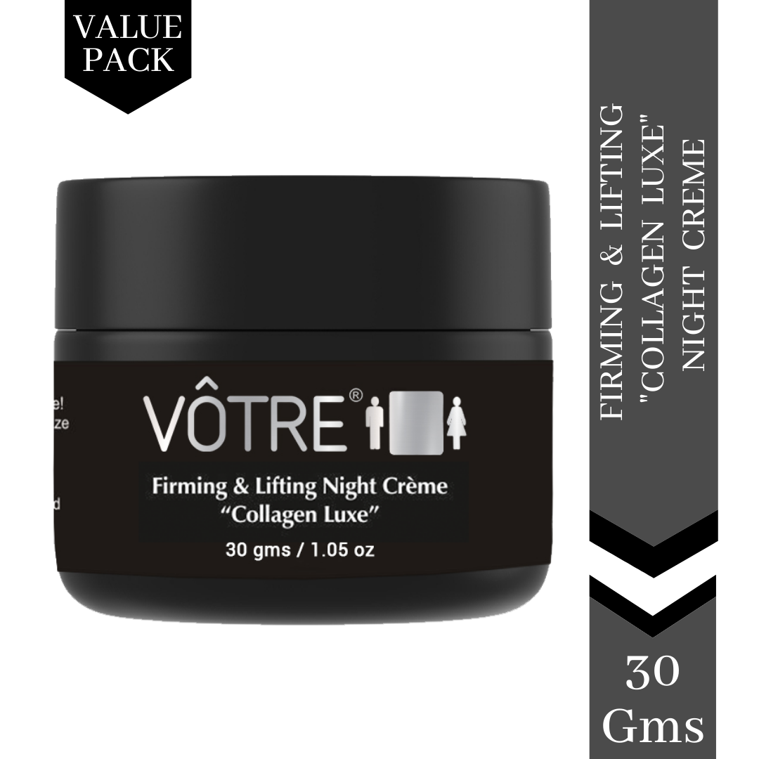 "Votre Firming & Lifting Night Crème "" collagen luxe"" ""Mini"""