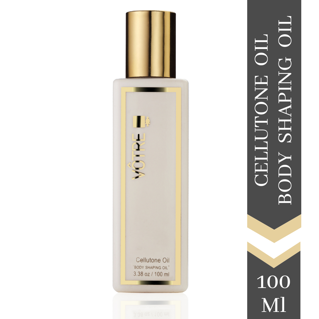 """VÔTRE cellutone oil """"body shaping oil"""""""