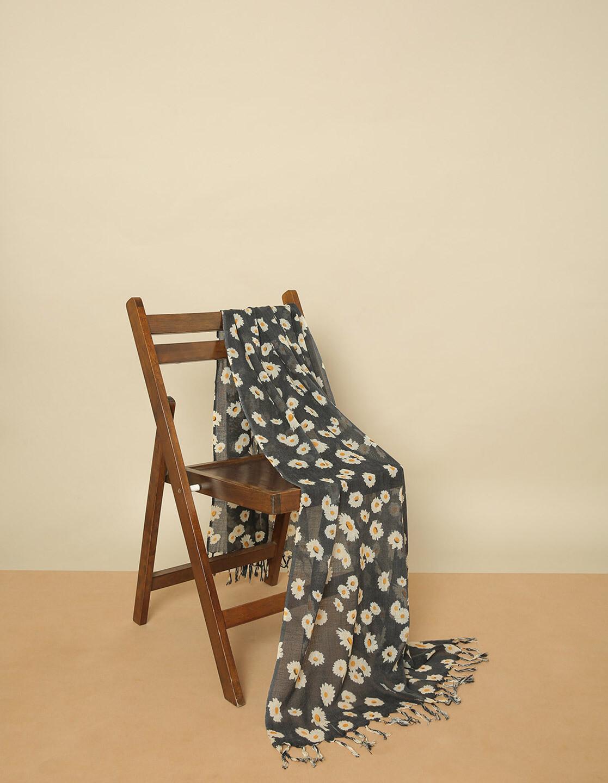 Deepika Govind Printed Wool Stole