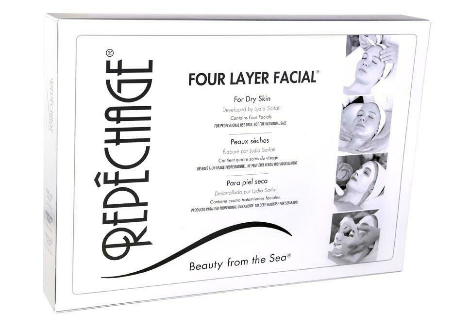Signature Repêchage® Four-Layer Facial® for Dry Skin