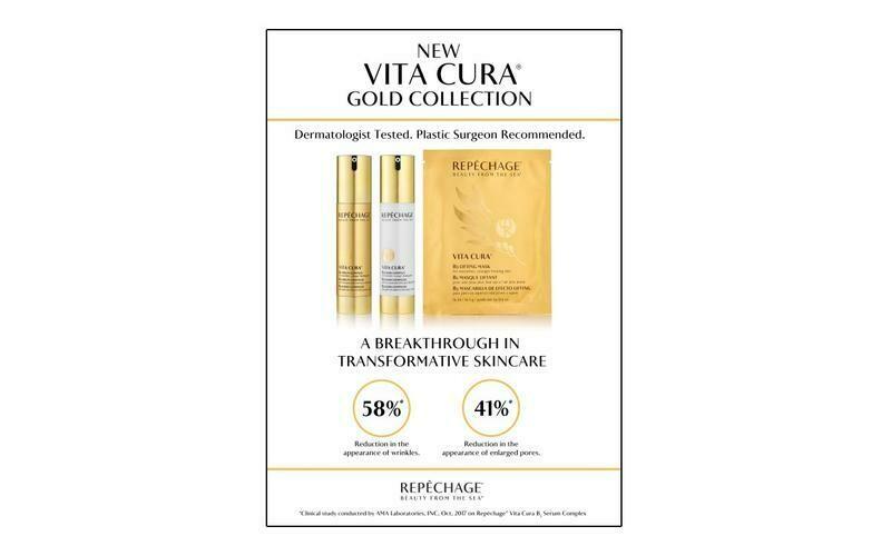 Vita Cura Gold Shelftalkers