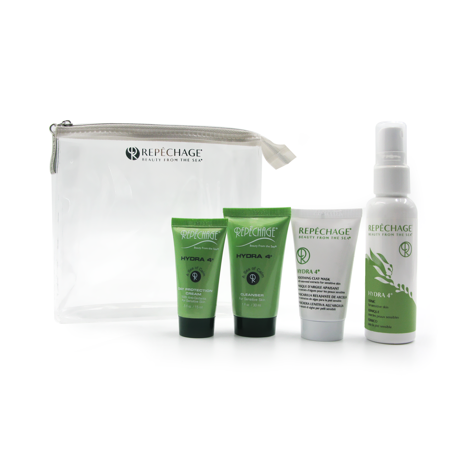 Hydra 4® Starter / Travel Collection