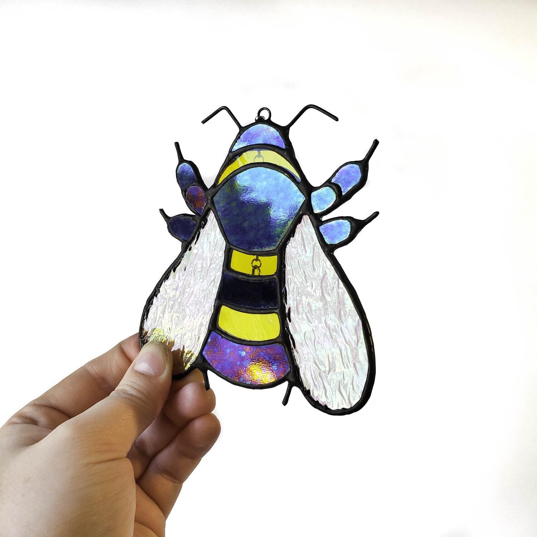 Iridescent Bumble Bee