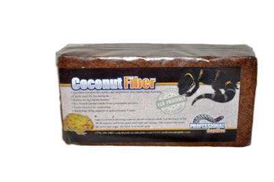 Coconut Fiber (single brick)