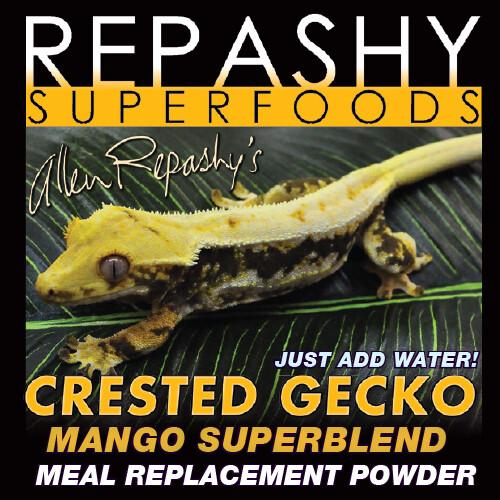 Repashy Crested Gecko MRP Mango Superblend 12 oz