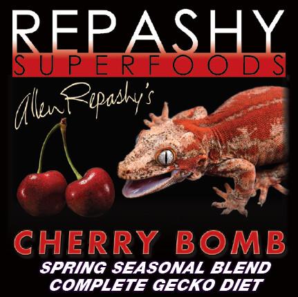 Repashy Cherry Bomb Gecko Diet 6 oz