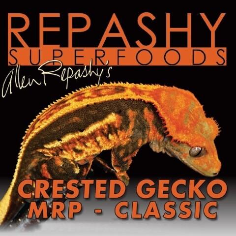 "Repashy Crested Gecko MRP ""Classic"" 3 oz"