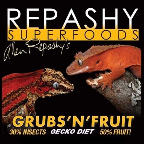 Repashy Grubs 'N'  Fruit 3 oz
