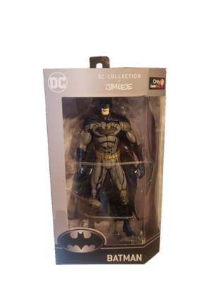 DC Collection Jim Lee Cel Shaded Batman Figure