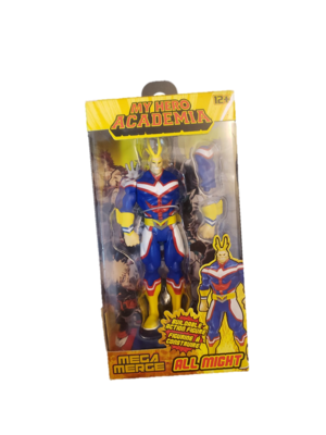 Just Toys My Hero Academia Mega Merge All Might #12
