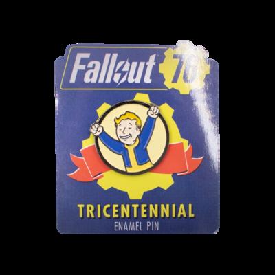 Exclusive Fallout 76 Tricentennial Enamel Pin