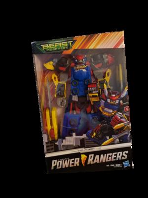 Power Rangers Beast Morphers Beast X Megazord 10 Inch