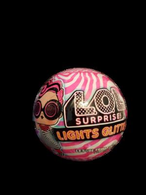 L.O.L Surprise Lights Glitter 8 Surprises