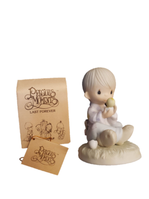 Enesco 1981 Precious Moments I Believe In Miracles