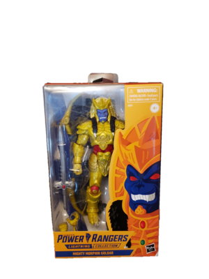 Lightning Collection Power Rangers MMPR Goldar