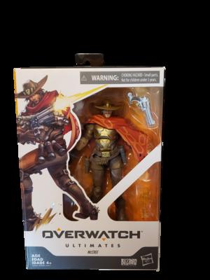 Hasbro Overwatch Ultimates McCree 6 Inch Figure