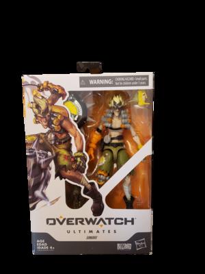Hasbro Overwatch Ultimates Junkrat 6 Inch Figure