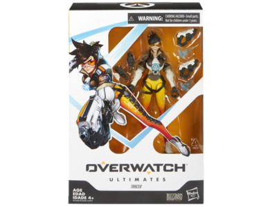 Hasbro Overwatch Ultimates Tracer 6 Inch Figure