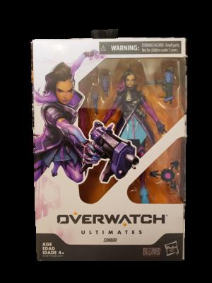 Hasbro Overwatch Ultimates Sombra 6 Inch Figure