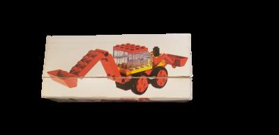 1971 Lego Legoland Double Excavator #642