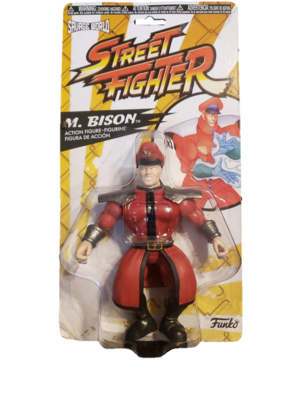 Funko Savage World: Street Fighter - M. Bison