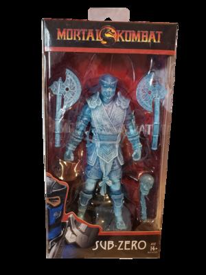 Exclusive McFarlane Toys Mortal Kombat Sub-Zero Variant Figure