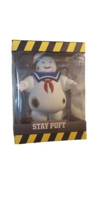 Culturefly Ghostbusters 7 Inch Burnt Stay Puft Statue