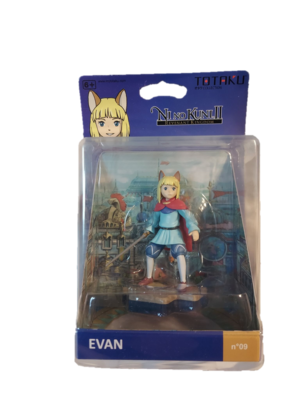 Totaku Ni No Kuni 2 Evan Figure