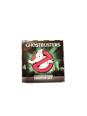 Culturefly Ghostbusters Coaster Set