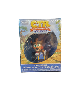 Crash Team Racing Nitro Fuel Crash Bandicoot Vinyl Figure