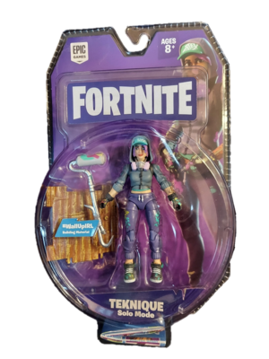 Fortnite Solo Mode Core Figure Pack Teknique