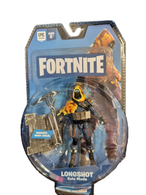 Fortnite Solo Mode Core Figure Pack Longshot
