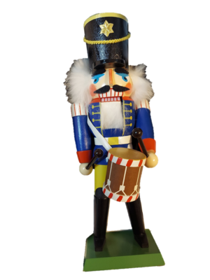 Christian Ulbricht 11 Inch German Drummer Nutcracker