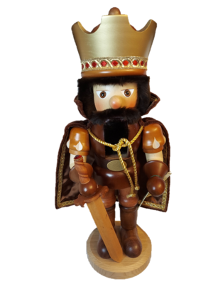 Christian Ulbricht Nussknacker King 16 Inch Nutcracker