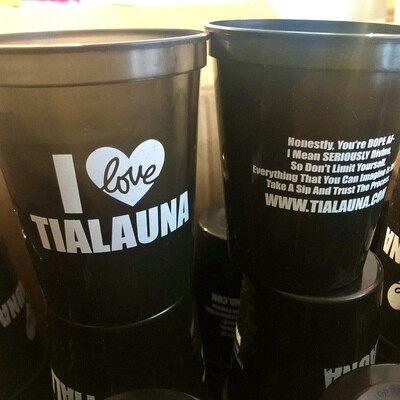 """I Love Tialauna"" Cup"