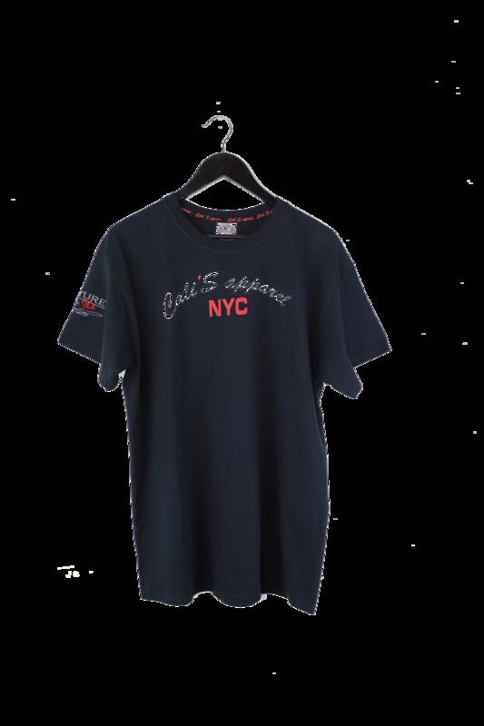 Cali's apparel NYC STYLISH EST.2009 Unisex Crewneck Tee