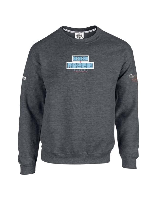 S&F Cali's apparel x Kino Music Parchao Crewneck Sweater