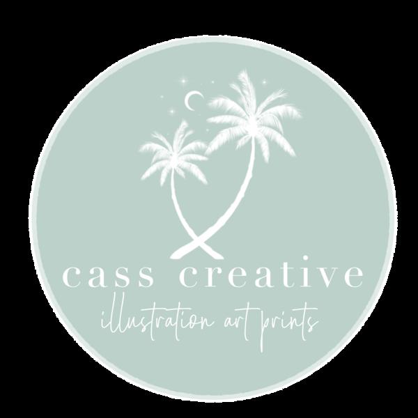 Cass Creative Illustration Art Prints