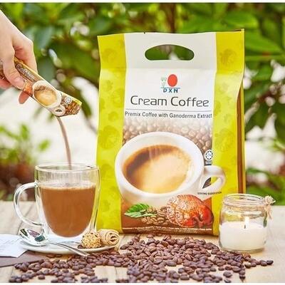 قهوة بالكريمة