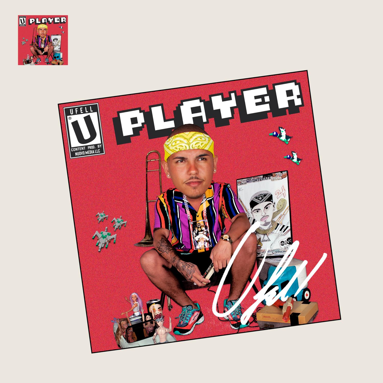 UFELL - PLAYER (AUTOGRAPHED ALBUM)