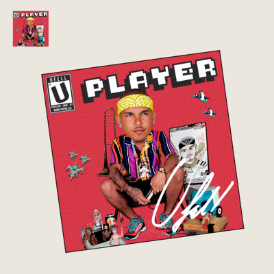 UFELL - PLAYER (AUTOGRAPHED ALBUM)