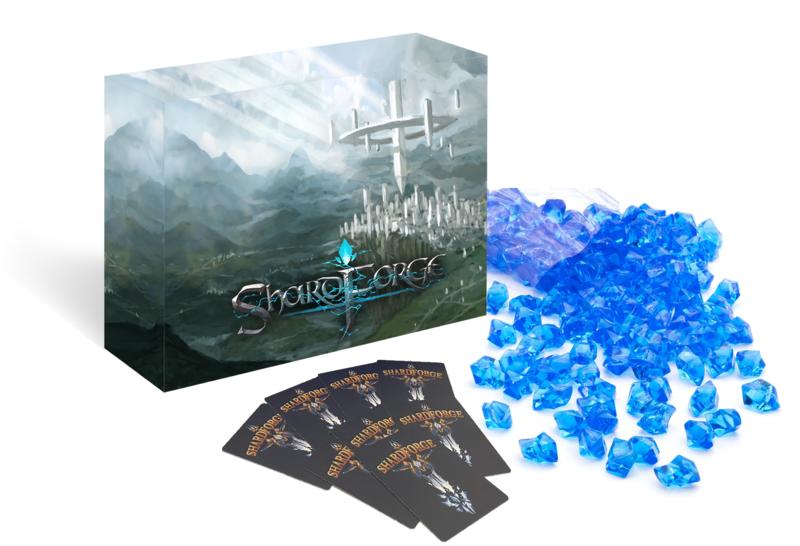 Shardforge: the Card Game - Alpha Starter Set