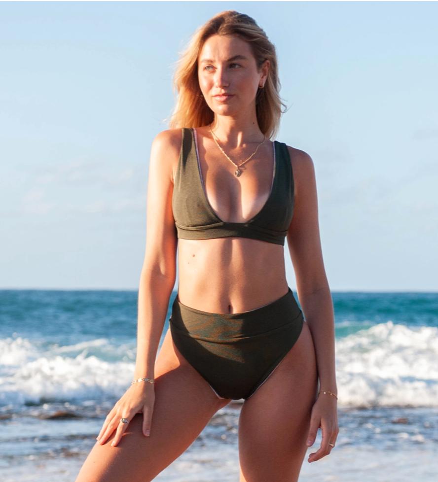 Avery Bikini Top